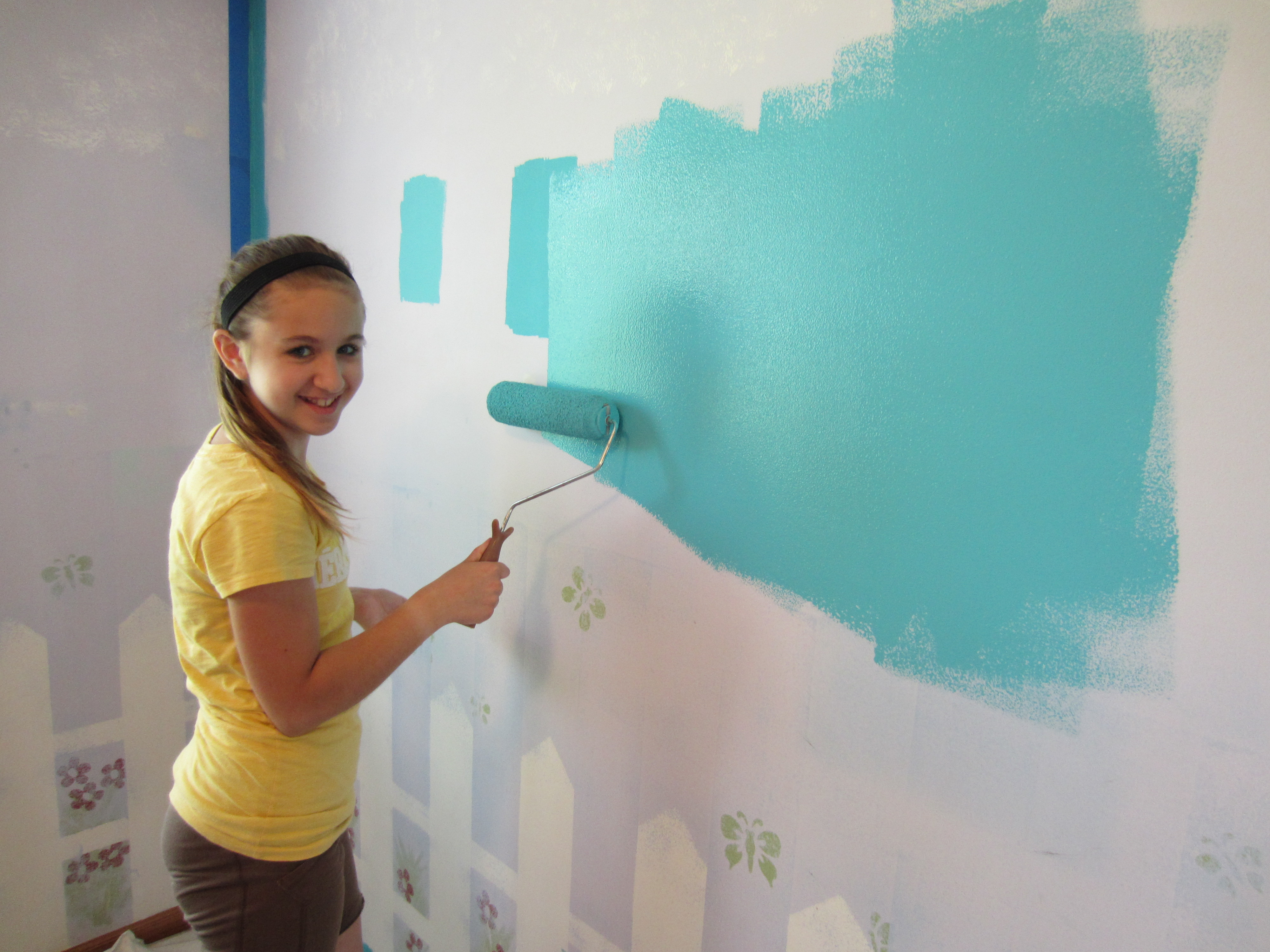 painting a wallPainting A Wall Cheap Accent Wall Ideas Youull Surely Wish To Try
