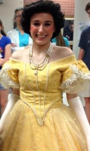 We love Belle!