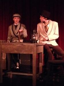 Sherlock & James Larrabee