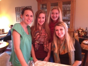 Gorgeous cousins~