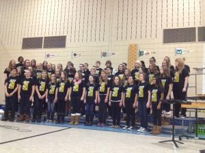 Eagle Ridge Singers!