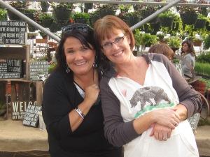 Jennifer & Jean.  Fun sisters!