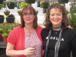 Sheri & Beth, I'm sure were talking Silpada jewelry.