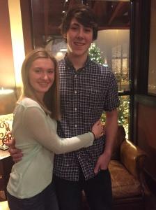 She & Jacob make a cute couple~