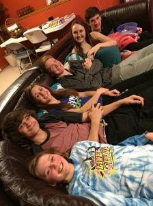Kelly's crew~