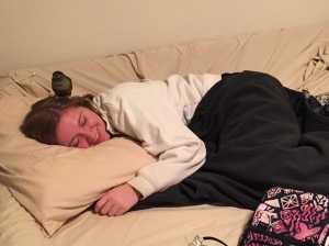 Wake up Megan!