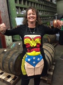 """She is  """"Wonder Woman!"""""""