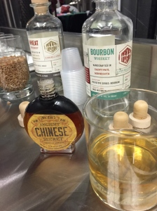 Love the 'Ancient Chinese Secret' bottle.