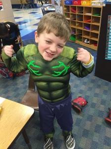 Oooh, tough Hulk!