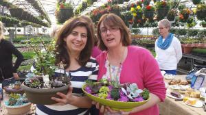 Dawn & Sheri's creations!