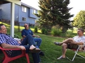 Kevin, Dan & Nate...the guys~