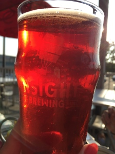 This cherry infused beer is a favorite of mine. I loved it.